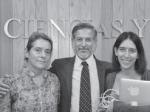 El programa 4x4 felicita a los profesores Alicia Reyes y Jorge Ruíz